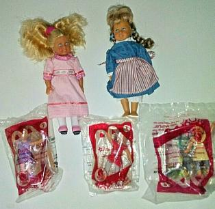 Mini and McDonalds American Girl lot ebay 2020-07-15