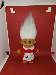 Troll Doll 5 Inch Mrs. Clause Christmas