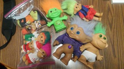 Troll Dolls Mail Call 2019-02-11